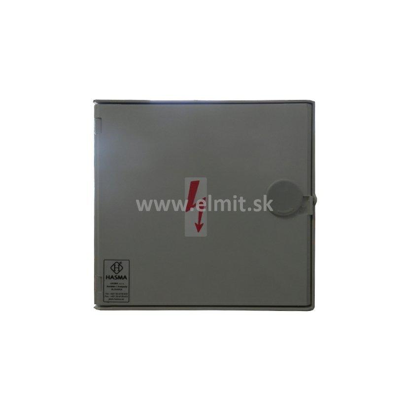 98515a407cfc5 Prípojková skrinka na stĺp s energetickým zámkom so stupňom ochrany IP2X po otvorení  dverí · SPP 2 C IV P20